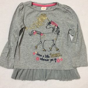 Gymboree Unicorn Top